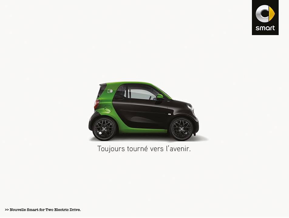 Smart Electric Car - One Shot