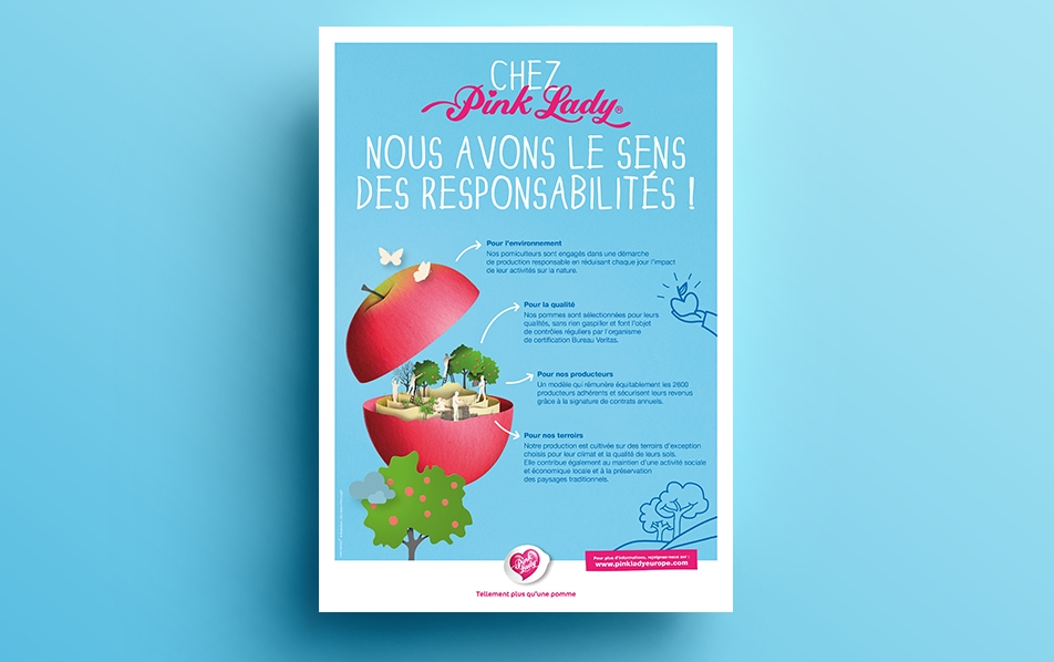 <strong>COMMUNICATION CORPORATE 2019 - PINK LADY</strong><br>