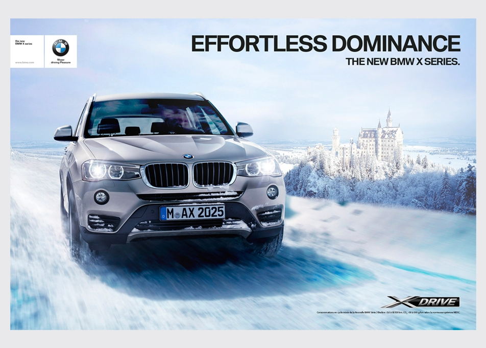 <strong>BMW - INTERNATIONAL</strong> - Conception et réalisation 360°